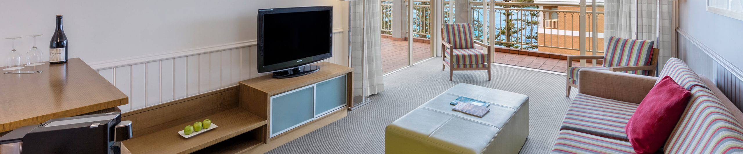 terrace suite view terrigal