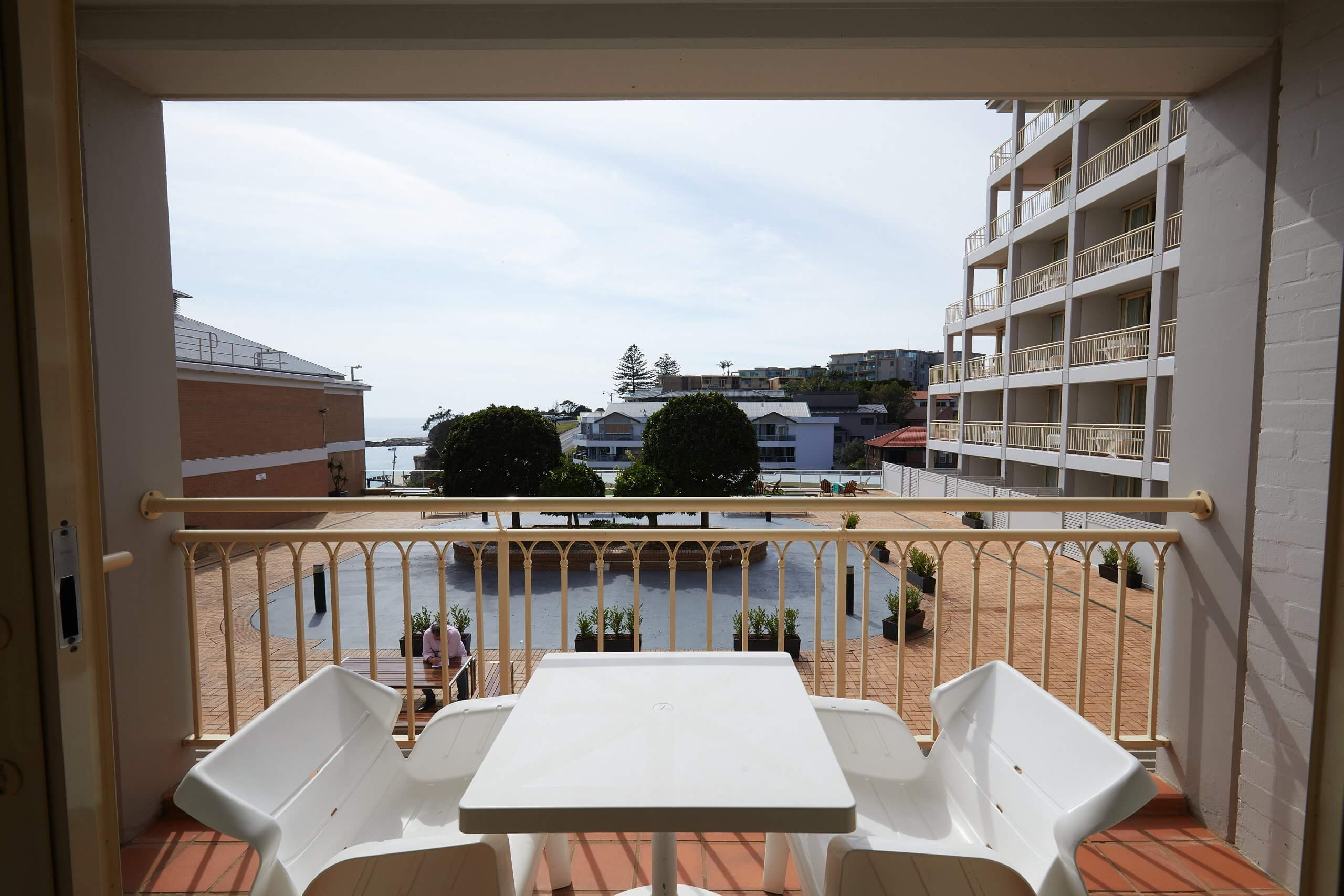 Crowne Plaza Terrigal Room View